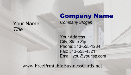 Windows #2 business card