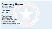 Northern Mariana Islands business card