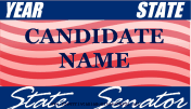 Senator Sign business card