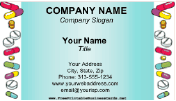 Caf 233 Coffee Shop Business Card